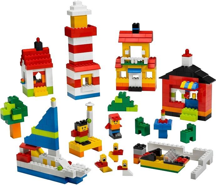 lego classic 10654 instructions